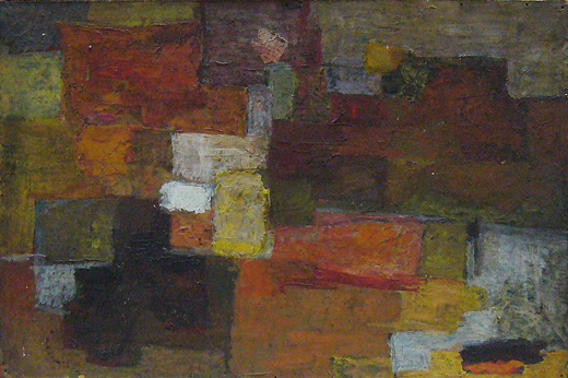 Composition - Shafic Abboud
