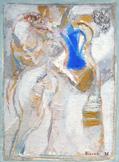 La Cafeti�re Bleue - Shafic Abboud
