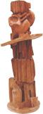Pied de lampe - Shafic Abboud